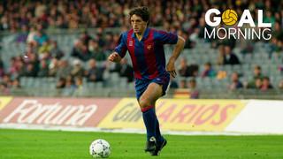 Goal Morning: Avui fa 25 anys de la primera Supercopa d'Europa