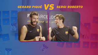 Gerard Piqué vs Sergi Roberto: Who will win?