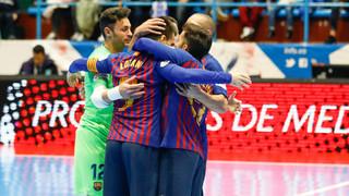 O Parrulo Ferrol – Barça Lassa: Victòria treballada a Ferrol (2-5)