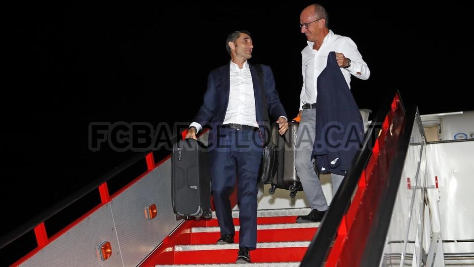 هكذا كانت الرحلة من برشلونة إلى سان سيباستيان 98423298