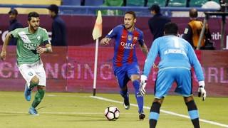 Al-Alhi 3 - FC Barcelona 5