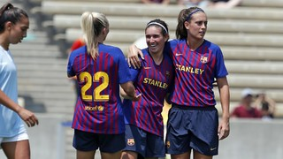 INSIDE TOUR #4 | First Barça women's team match at the USA