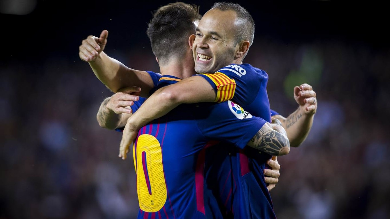 With Sergi Roberto and Gerard Piqué's names now added to those of Leo Messi and Andrés Iniesta, the futures of some of the most famous academy products have been secured