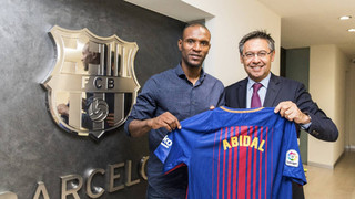 Inside View: Éric Abidal your fight is our strenght