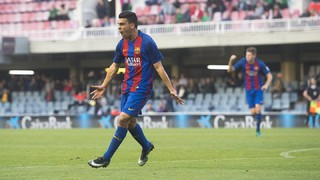 Top 5: The best Masia teams' goals (18-19 March 2017)