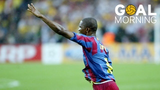 Goal Morning! 17 May 2006...It is 11 years since Barça were crowned European Champions once again!