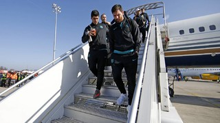 FC Barcelona are in Paris!