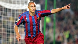 Barça Legends: Henrik Larsson