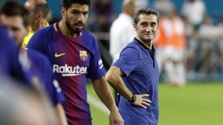 """Ernesto Valverde: """"El Clàssic ha estat una referència de cara a la Supercopa"""""""
