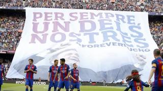 FC Barcelona 4 - Eibar 2 (1 minut)