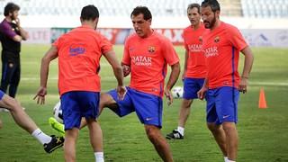 Barça Legends ready for El Clásico match in Lebanon