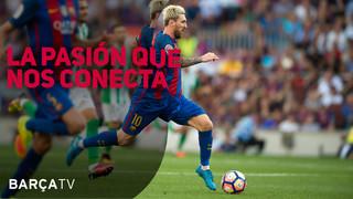 24 horas de programas 100% blaugrana.<BR><BR> La información del Barça explicada desde dentro. Una televisión en escenarios únicos y con todos los protagonistas de la actualidad del Club.