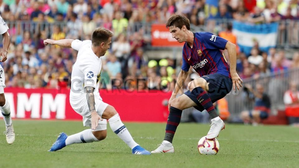 صور مباراة : برشلونة - بوكا جونيورز ( 16-08-2018 )  95975114