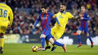 FC Barcelona v Las Palmas: Fabulous five