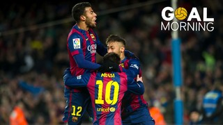 Goal Morning! Happy birthday Rafinha!