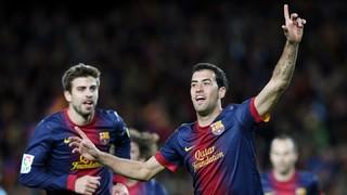 FC Barcelona 4 - Atlético de Madrid 1 (Liga 2012-13)