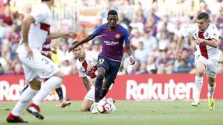 FC Barcelona - Osca (3 minuts)
