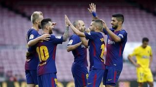 FC Barcelona 3 - Las Palmas 0