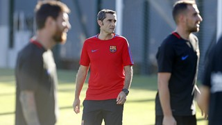 Ernesto Valverde: 'Nothing is impossible'