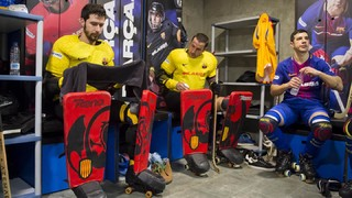 ¿Como es un partido de la mejor portería del mundo?