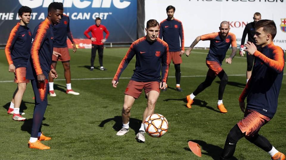 La lista de convocados para la Supercopa de Catalunya - FC Barcelona