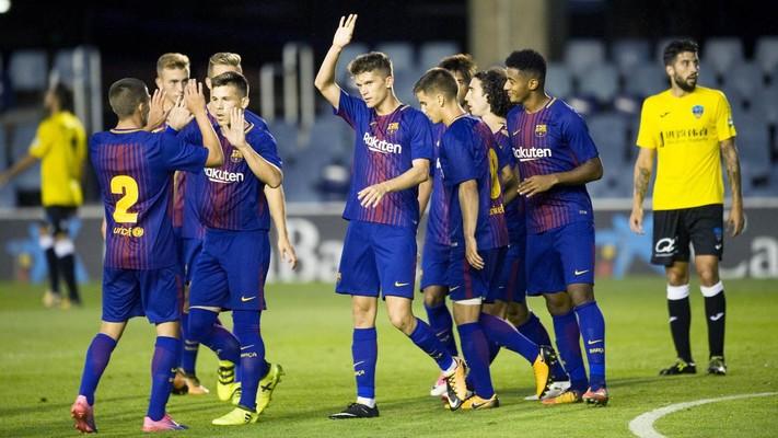 Картинки по запросу Barca b 4-0 Tenerife