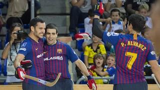 Barça Lassa 9 - Follonica 2