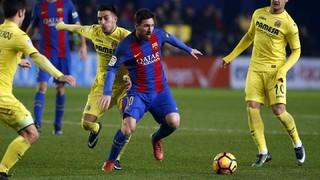 Vila-real - FC Barcelona (1 minut)