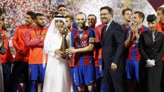 Al-Ahli 3 - FC Barcelona 5 (2 minutes)