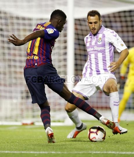 صور مباراة : بلد الوليد - برشلونة 0-1 ( 25-08-2018 )  96709840