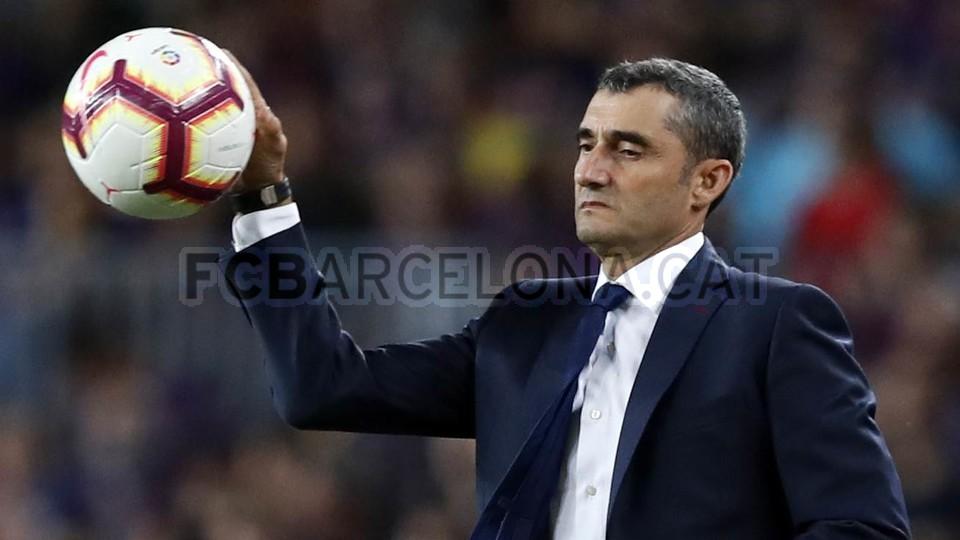 صور مباراة : برشلونة - جيرونا 2-2 ( 23-09-2018 )  99596496