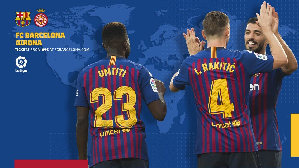 Our Global Guide To Times And Broadcasters Of Barca Vs Girona