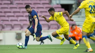 FC Barcelona - UD Las Palmas (3 minutes)