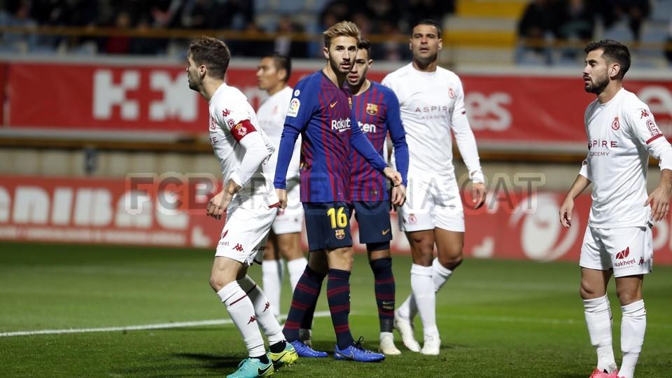 صور مباراة : كولتورال ليونيسا - برشلونة 0-1 ( 31-10-2018 ) كأس ملك إسبانيا 101924304