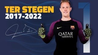 FC Barcelona extends Ter Stegen contract until 2022