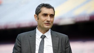 Valverde: I can't wait to start coaching at Barça