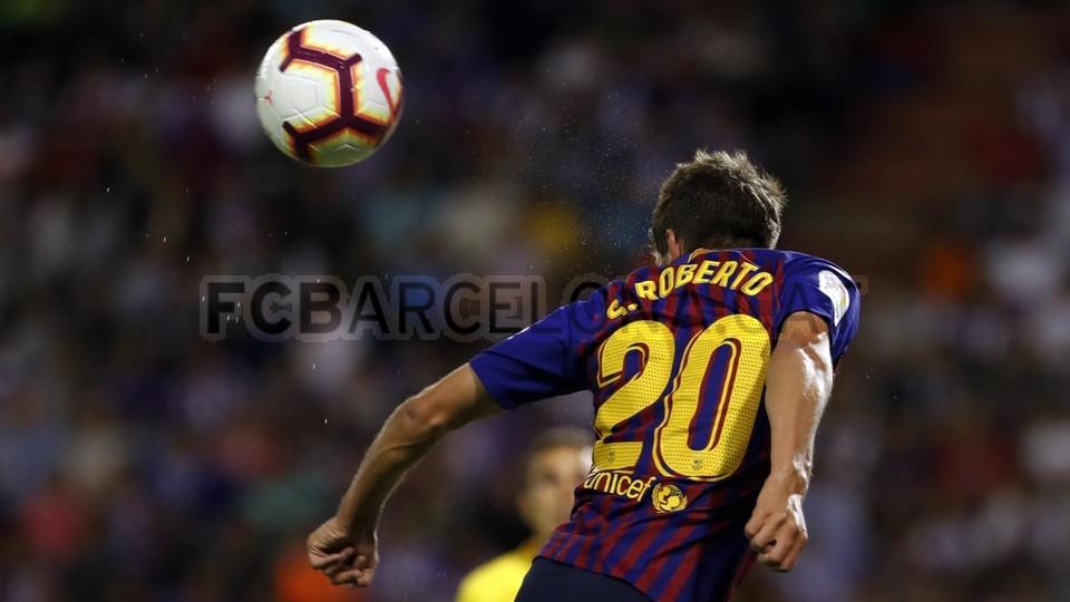 صور مباراة : بلد الوليد - برشلونة 0-1 ( 25-08-2018 )  96768533