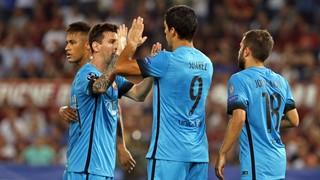Roma 1 - FC Barcelona 1
