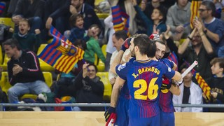 FC Barcelona 2-0 Benfica: Through to the quarters