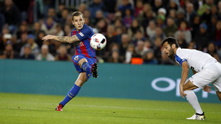 FC Barcelona 7 - Hércules 0 (1 minute)