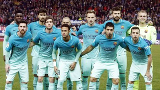 At. Madrid 1 - FC Barcelona 2