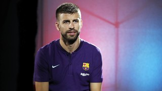 On 13 August, it is 10 years since the central defender's first team debut as a blaugrana; watch the video for Piqué's thoughts on the last decade