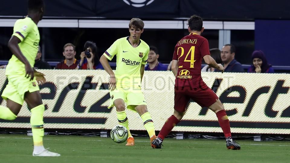 صور مباراة : برشلونة - روما 4-2 ( 01-08-2018 )  95181522