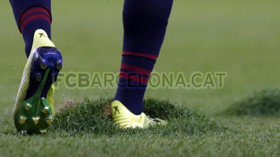 صور مباراة : بلد الوليد - برشلونة 0-1 ( 25-08-2018 )  96768467