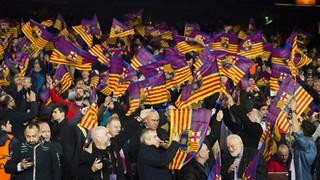 Barça anthem, acapella