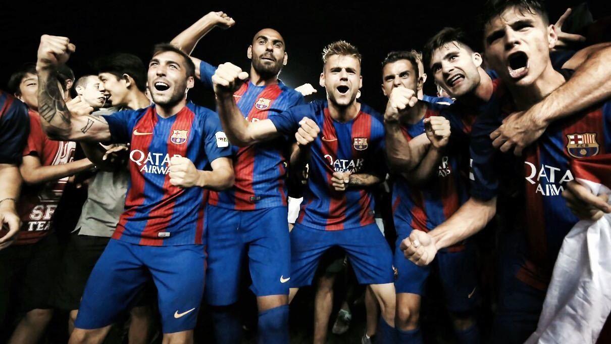 La pròxima campanya serà la 23a temporada del filial a la categoria de plata