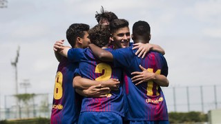 Top 5 La Masia goals from April 28-29, 2018