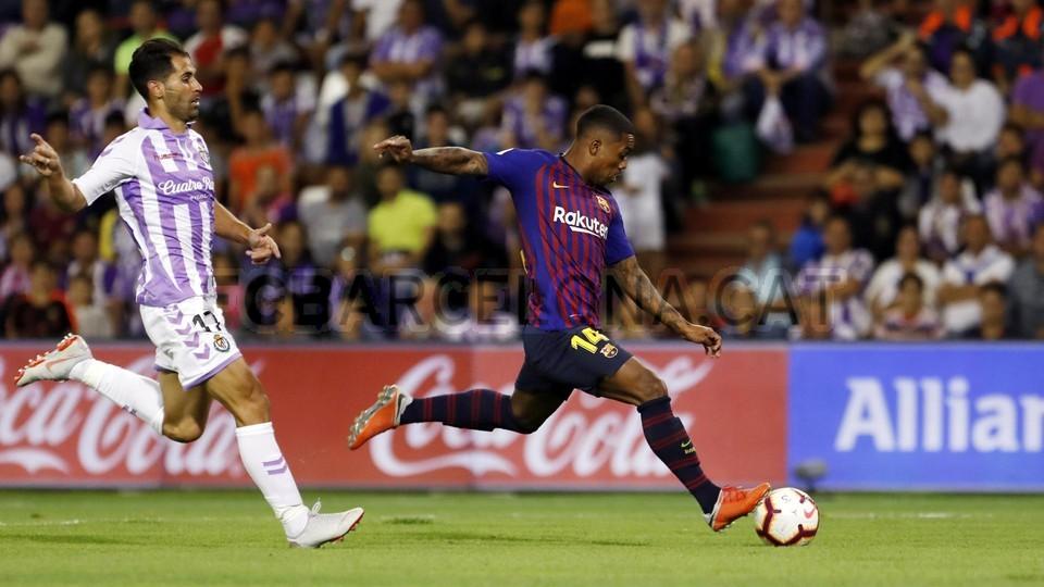 صور مباراة : بلد الوليد - برشلونة 0-1 ( 25-08-2018 )  96710868