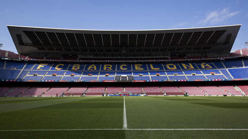 seats at camp nou with easiest access - fc barcelona