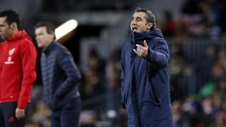 """Ernesto Valverde: """"Mina és un jugador amb potencial i jove"""""""